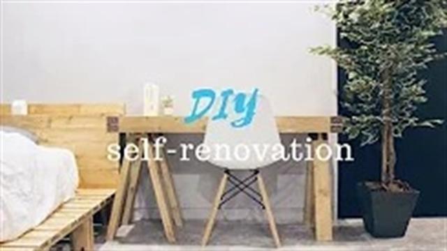 آموزش ساخت میز کار ساده لاکچری در طراحی داخلی