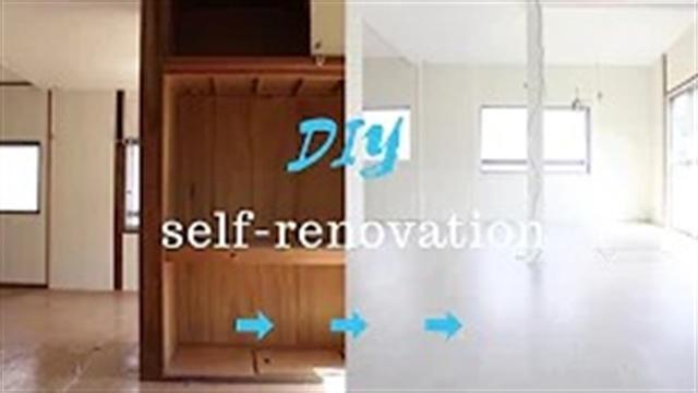 آموزش بازسازی خانه قدیمی – بخش ۱۴ ایجاد محیط سفید دلبار و کاشیکاری