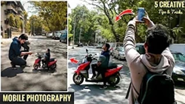 آموزش ترفندها و تکنیکهای عکاسی خلاقانه و حرفه ای با موبایل – بخش 9