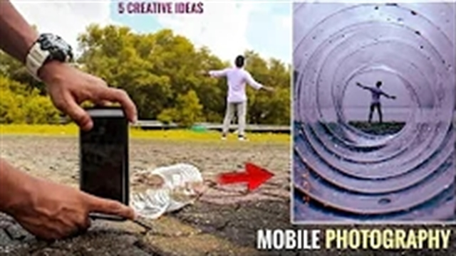 آموزش ترفندها و تکنیکهای عکاسی خلاقانه و حرفه ای با موبایل – بخش 12