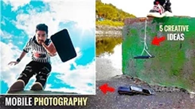 آموزش ترفندها و تکنیکهای عکاسی خلاقانه و حرفه ای با موبایل – بخش 13
