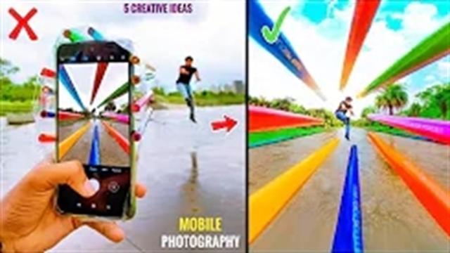 آموزش ترفندها و تکنیکهای عکاسی خلاقانه و حرفه ای با موبایل – بخش 29