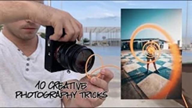 آموزش ترفندها و تکنیکهای عکاسی – بخش اول 10 ایده شگفت انگیز